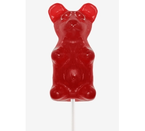 Giant Gummy Bear - Cherry