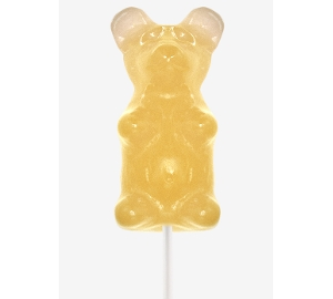 Giant Gummy Bear - Pineapple