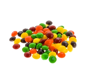 Skittles - Original candy are fruity