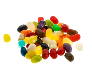 Jelly Belly 49 Assorted Flavors Beans fruit flavored candy