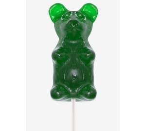 Giant Gummy Bear - Sour Apple