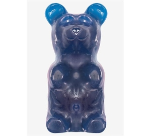World's Largest Gummy Bear - Blue Raspberry