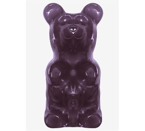 World's Largest Gummy Bear - Grape