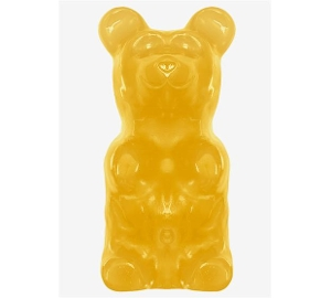 World's Largest Gummy Bear - Lemon