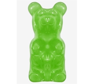 World's Largest Gummy Bear - Lime